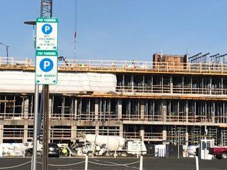 1110 Ocean construction asbury park