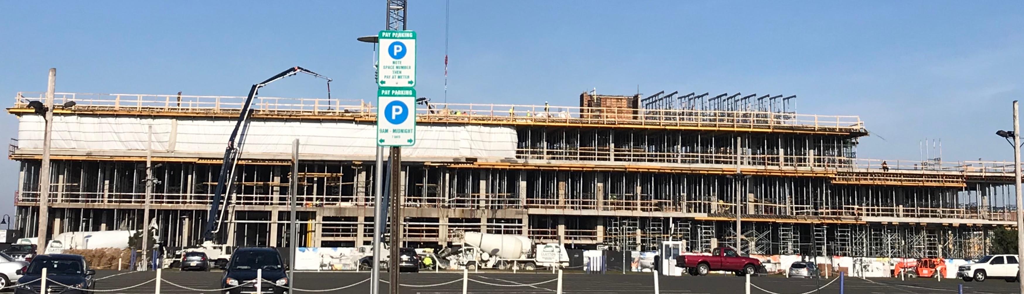 1110 Ocean Asbury Park Construction Dec 2017